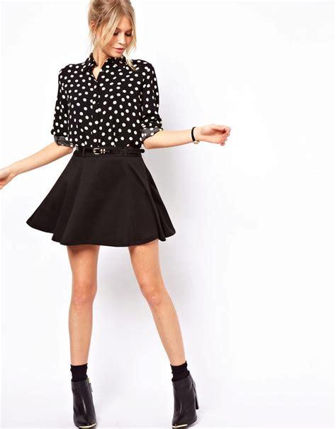 Фото широкие юбки