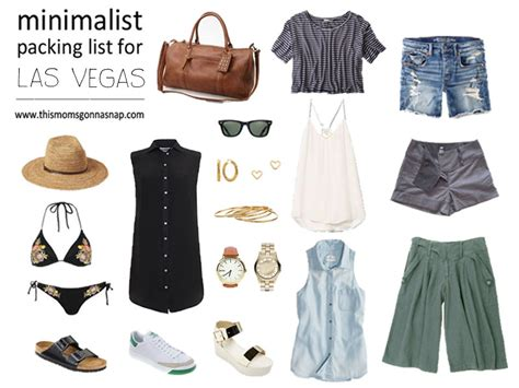 Home Decor Trends Winter 2016 Minimalist Packing List For A Las Vegas Weekend This Mom