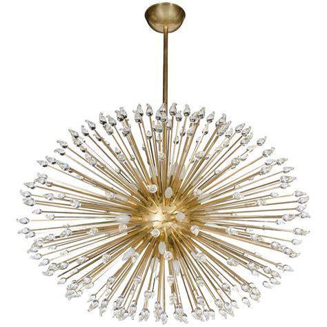 sputnik chandelier mid century modern sputnik chandelier with handblown