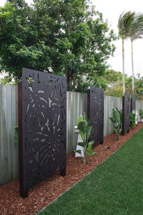 decorative outdoor screens decorative garden screens caspian garden in 2018