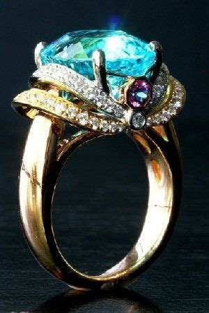 grandidierite engagement ring most expensive engagement ring in history paraiba