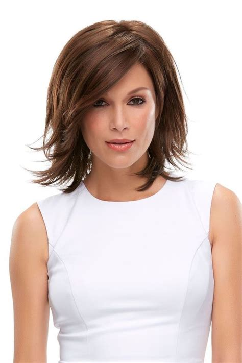 asymmetric fine hair bob hairstyle over 40 for round face for 2015 asymmetric chic bob hairstyle short hairstyles 2018