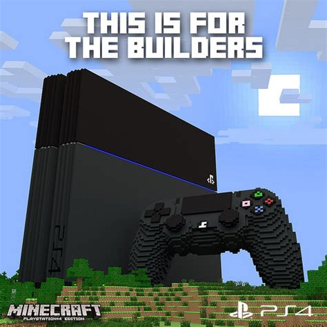 minecraft console ps3 minecraft ps4 edition available now with ps3 upgrade
