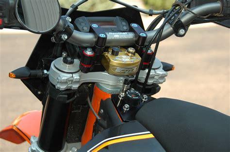Scotts Steering Stabilizer Ktm Scotts Steering Der Kit For Ktm 690e R Enduro Smc