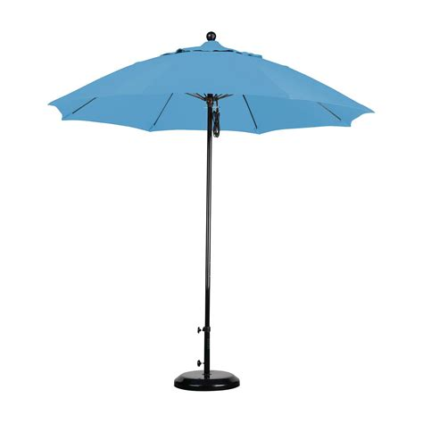 Ebay Patio Umbrella 9 Complete Fiberglass Pulley Open Patio Umbrella California Umbrella Ebay