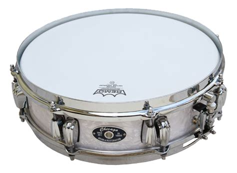 Lug Snare Drum Piccolo chicago drum restoration photo gallery