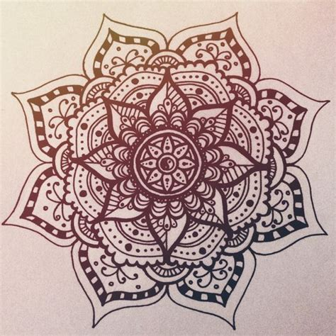 mandala tattoo tumblr mandala sun