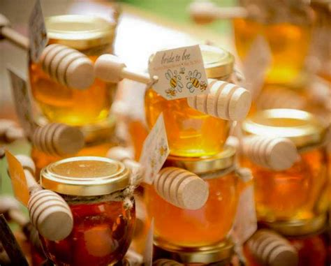 Wedding Favors Honey Jars by Tinton Falls Nj Wedding Services E M Wedding Favors