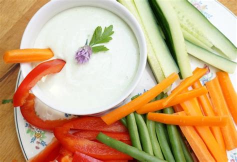 Cottage Cheese Vegetable Dip Cottage Cheese Vegetable Dip Recipe