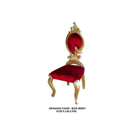 Chaise De Mariage by Location Chaise Mariage Blanc Et Argent