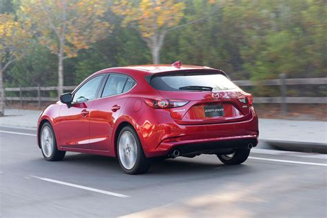 mazda 3 sedan 2017 mazda mazda3 reviews and rating motor trend