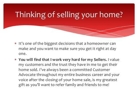 to sell a house why choose a realtor to sell your home