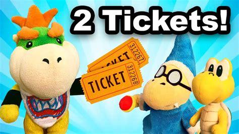 sml 2 tickets
