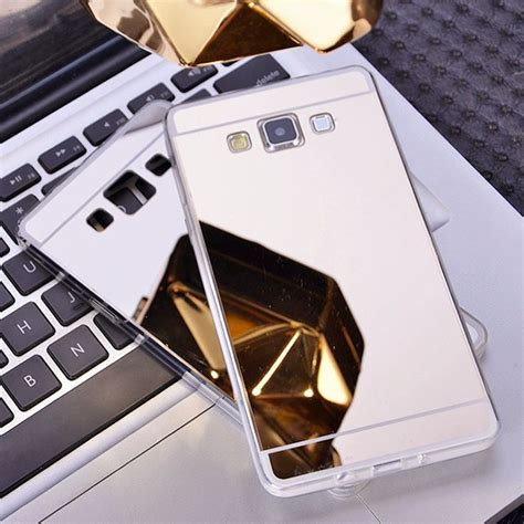 Op644 Luxury Mirror Alumunium Samsung Galaxy J5 Prime Kode Bimb11 4 luxury mirror soft tpu back cover for samsung galaxy a3 a5 a7 2016 j3 j5 j7 s4 s5 s6 s7