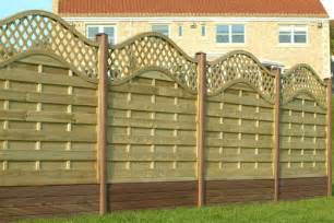 Framed Willow Trellis Fence Panels Gravel Boards Fence Panel Suppliers