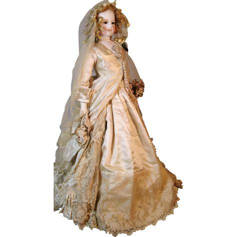 bisque fashion doll antique fashion bisque doll large