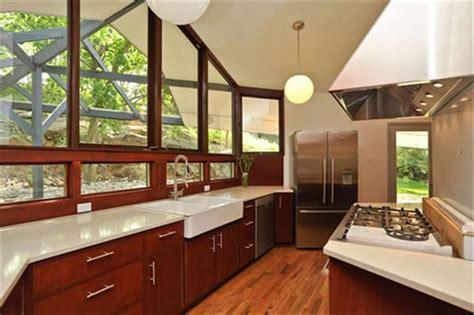 Mid Century Küchen Design by Braxton And Yancey Mid Century Modern Kitchens