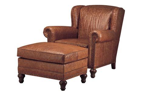 wesley hall  leopold chair    ottoman ohio hardwood furniture
