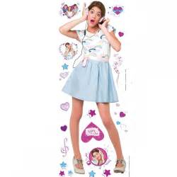 Violetta lifesize giant stickers great kidsbedrooms the children