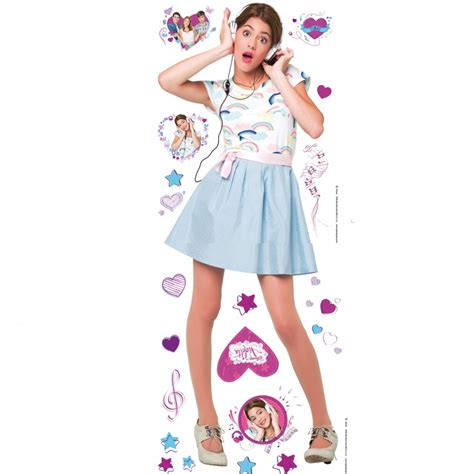 Star Wall Stickers Uk violetta lifesize giant stickers great kidsbedrooms the