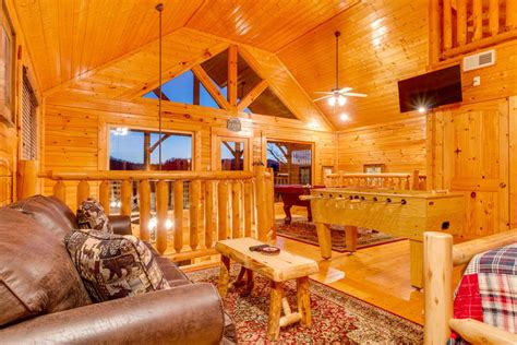 Mysty Mountain Cabin by Mountain In Pigeon Forge W 1 Br Sleeps6