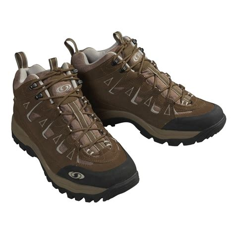salomon hiking shoes s salomon mid tex 174 hiking shoes for 65890