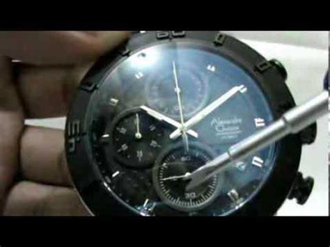 Alexandre Christie 6292 Black Gold jam tangan alexandre jualan jam tangan wanita