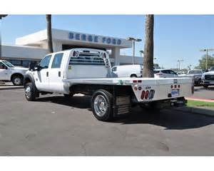 Ford Flatbed Trucks For Sale 2016 Ford F 450 Flatbed Truck For Sale Mesa Az