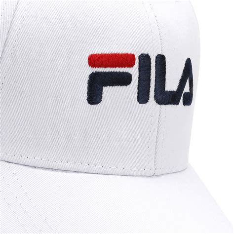 Humphrey White fila white humphrey cap xs18fhe049 tower