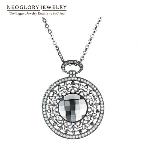 Vintage Jewelry Made New by Neoglory Made With Swarovski Elements Nickle Free