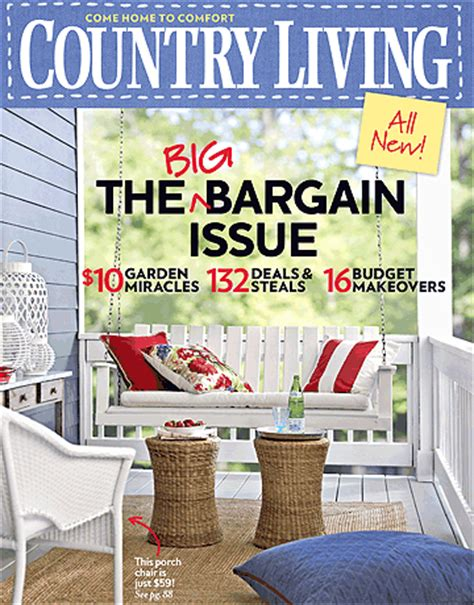 country living subscription country living magazine may issue