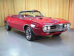 68 Pontiac Firebird Convertible 68 Firebird Convertible Things I