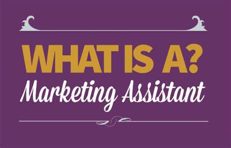 what is a marketing assistant description freshgigs ca
