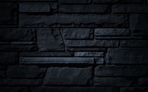 dark brick wall 50 black wallpaper in fhd for free download for android