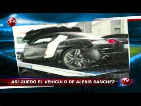 alexis sanchez car revelan impactante fotograf 237 a del auto de alexis s 225 nchez
