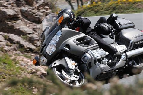 Motorrad Bmw Vs Honda by Mit Motorrad Vergleichsfahrt Bmw K1600gtl Vs Honda Gold