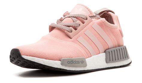 Adidas Nmd R1 Gray Pink Ua 1 adidas nmd raza humana rojo