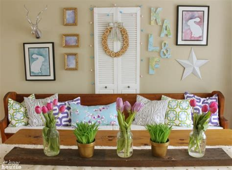 spring home decorations spring home tour today spring parade of homes the