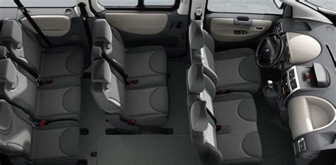 peugeot expert interior peugeot expert tepee 7 to 9 seater aggregated car review