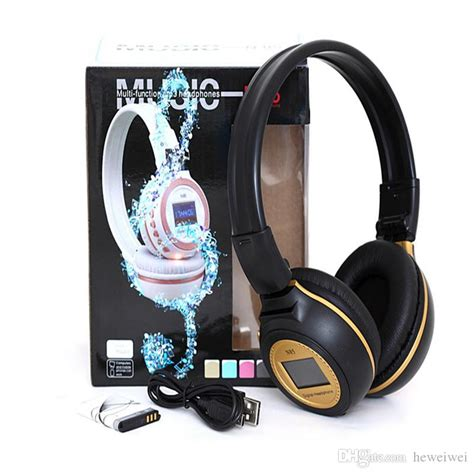 Zealot N85 Headphone With Fm Radio Tf Slot Mic zealot n85 stereo on ear headphone stereo foldable mp3 player headset support sd card with fm