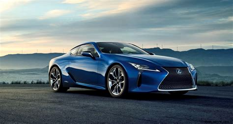 lexus hybrid 2017 2017 lexus lc500h next gen hybrid is v6 li ion with 4