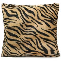Zebra Pillow Cases by Animal Leopard Tiger Zebra Pillow Sofa Throw Cushion