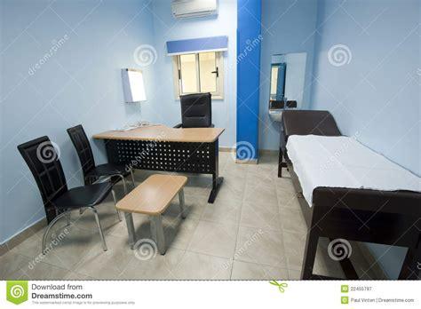 De Spreekkamer | de spreekkamer van artsen stock afbeelding afbeelding