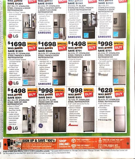 home depot black friday ad black friday ads