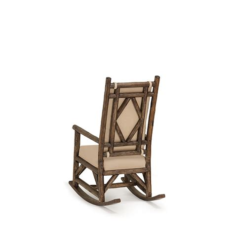 rustic rocking chair pads rustic rocking chair la lune collection