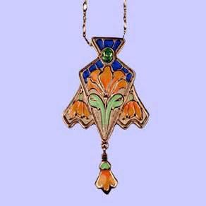 art nouveau & art deco style home decor, figuirines
