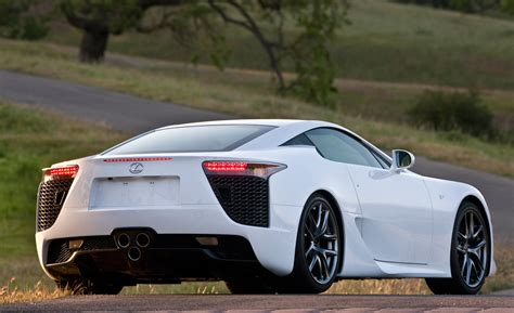 lexus lfa limited exclusive and amazing