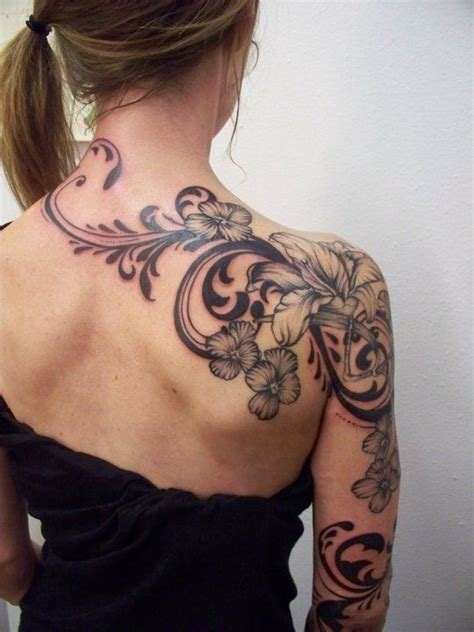 shoulder neck tattoo designs 35 breathtakingly beautiful tattoos for blogrope
