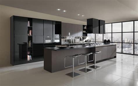 projetos cozinhas planejadas grandes  modernas decorando casas