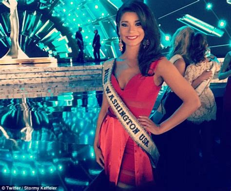 Will A 10 Year Dui Show Up On A Background Check Miss Washington Usa Keffeler Vacates Crown Dui Conviction Daily Mail